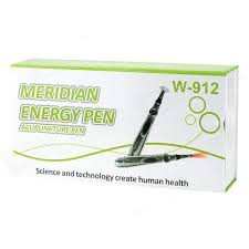 Meridian Energy Pen Chart Electronic Meridian Energy Pen Therapy 1 4 Heads Point