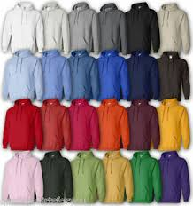 Details About Gildan Hooded Sweatshirt Heavy Blend Hoodie 32 Colors Small Xl New 18500