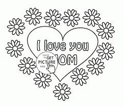 Greeting cards for special occasions is a collection of pictures to print and color, which can be used, for example, as a proof of memory. Greeting Card For Mother S Day Coloring Page For Kids Coloring Pages Printables Free Mom Coloring Pages Mothers Day Coloring Pages Valentine Coloring Pages