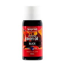 raven oil waproo