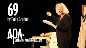 Freshly Squeezed Theatre: 69 by Polly Gordon - YouTube