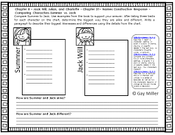 the pdf version wonder anchor chart free printable constructive response question