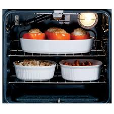 Gas Wall Ovens Reviews Ge 24 In Gas Single Wall Oven In Black Jgrp20bejbb The Home Depot
