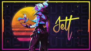 Jett Valorant 4k Game, HD Games, 4k ...