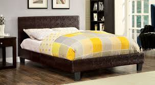 Furniture Of America Wallen Queen Bed Collection CM7793BR-Q