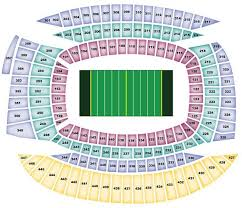 Soldier Field Chart Chicago Bears Seating Chart Bearsseatingchart
