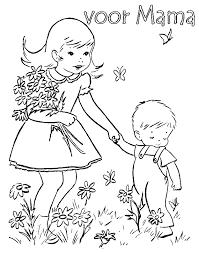 Ausmalbilder Muttertag Kostenlos Malvorlagen Zum Ausdrucken Page