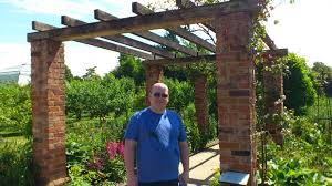 Walled Kitchen Gardens Tatton Park Visit 22nd July 2012