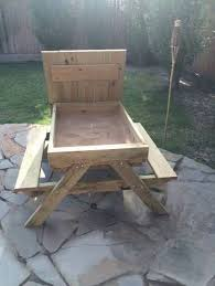 best 25 kid table ideas on kids picnic kids picnic lovable kid sized picnic table