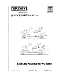 ezgo txt wiring diagram ezgo image wiring diagram ez go txt gas wiring diagram wiring diagram and hernes on ezgo txt wiring diagram