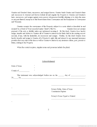 Free Warranty Deed Form Pennsylvania Special Pdf Word Eforms 791 ...
