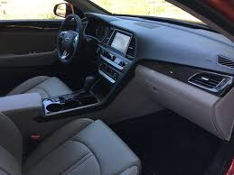 2018 hyundai sonata. delighful sonata interior elements of the 2018 hyundai sonata include a new steering wheel  shape revamped center stock and updated materials to hyundai sonata o
