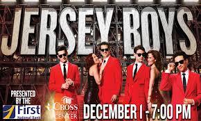 Jersey Boys Cross Insurance Center