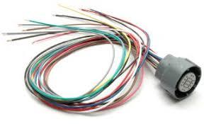 repair kit, 4l60e external wiring harness (13 pin connector) 1993 up 700 Transmission Wiring Harness 700 Transmission Wiring Harness #75 Ford F-250 Transmission Wire Harness