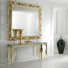 hall console tables with storage. Console Tables:Narrow Mirror Table And Wonderful Brass Storage White Wood Gold Mirrored Modern Hall Tables With K