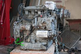 kubota turbo v2203 into 1946 willys cj2a the battery cables to a car battery then touch the starter wires to the appropriate battery posts until it tries to fire then bleed the fuel lines