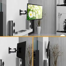 led tv wall mount bracket installation