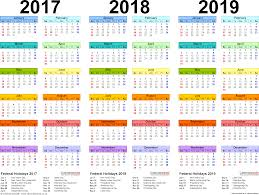 0 ratings0% found this document useful (0 votes). Template 1 Pdf Template For Three Year Calendar 2017 2018 2019 Landscape Orientation 1 Pag Calendar Printables Calendar Template Printable Calendar Template