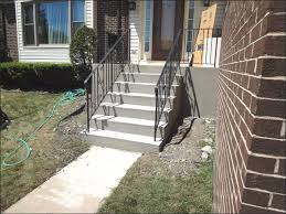 concrete steps concrete stairs