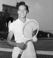 The most important pioneer for tennis' - Althea Gibson's great legacy