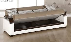 fancy storage sofa beds uk 85 in aero bed with underneath energywarden net 9