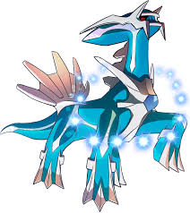 Pokemon 2483 Shiny Dialga Pokedex Evolution Moves