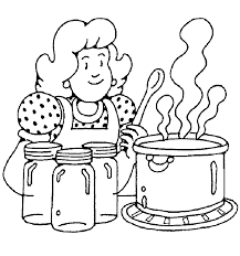 Small Picture Awesome Cooking Coloring Pages 84 For Coloring for Kids with