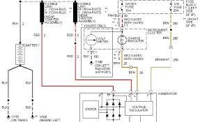 1988 chevrolet celebrity four wire alternator plug go v