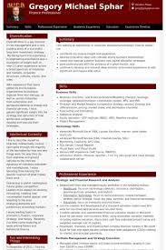 financial analyst resume samples analyst resume examples
