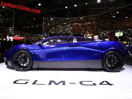 the glm g4 is a four door four seat electric supercar it is based on the dutch savage rivale roadyacht green lord motors and savage rivale have agreed to