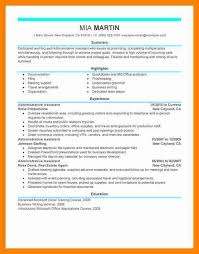 Modern Executive Assistant Resume 9 Sample Executive Assistant Resume Letter Signature