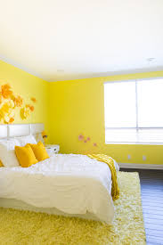 yellow furniture. Apartment:Fancy Yellow Bedroom 25:Yellow Furniture