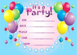 Designs For Birthday Invitation Cards Developmentbox