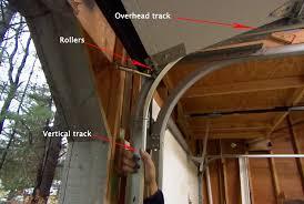 garage door chain off trackHow To Fix Garage Door Chain Off Track  Wageuzi