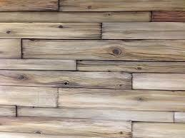 faux wood wall