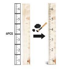Reusable Growth Chart Stencil Growth Chart Ruler Stencil Www Bedowntowndaytona Com
