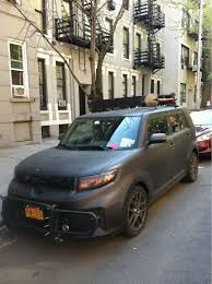 scion xb 2005 black. iu0027ve been saying i love the flat black since saw it on chicago scion xb 2005