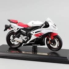 brand 1 18 scale children yamaha yzf r6 motorcycle super sport