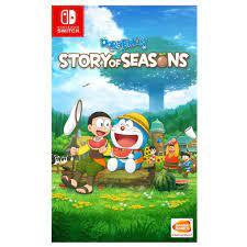 Switch Doraemon Story of Seasons (English Version)