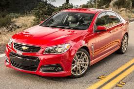 2015 Chevrolet SS - VIN: 6G3F15RW0FL126347