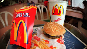 mcdonalds supersize meal. Simple Meal Supersized Meals For Mcdonalds Supersize Meal G