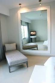 Delightful Secrets Silversands Riviera Cancun: Chaise And Giant Mirror In Bedroom