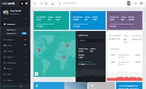 Google Material Design Rails 10 Best Ruby On Rails Bootstrap Admin Template 2019