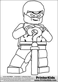Color Pages For Batmans Villians Lego Lego Batman Riddler
