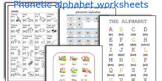 Get free phonetic alphabet exercise now and use phonetic alphabet exercise immediately to get % off or $ off or free shipping. Phonetic Alphabet Worksheets