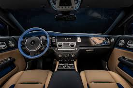 This astounding vehicle has been designed to create the perfect blend of old world luxury and modern design while incorporating the latest in automotive technology. Rolls Royce Wraith Inspired By Earth Is A Bespoke Salute To The Middle East Carscoops
