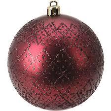 12er Set Weihnachtskugeln ø8cm Christbaumkugeln