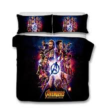 marvel avengers 3 infinity war bedding sets duvet cover bedding sets mens duvet covers extra long twin bedding from home8888 33 77 dhgate com