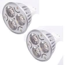 crazy ka outdoor indoor lighting 2 pack mr16 3w 12v 240lm 3000k 3500k led cheap mood lighting