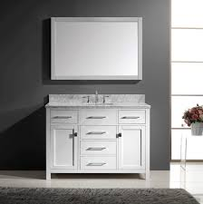 Curved Bathroom Vanity Cabinet Bathroom Bathroom Interior Curved Black High Gloss Finish Wooden